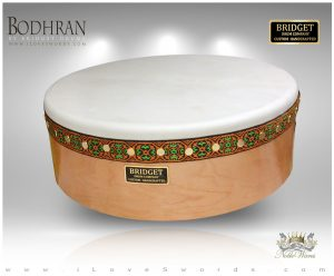 Bridget Bodhran Irish Frame Drum